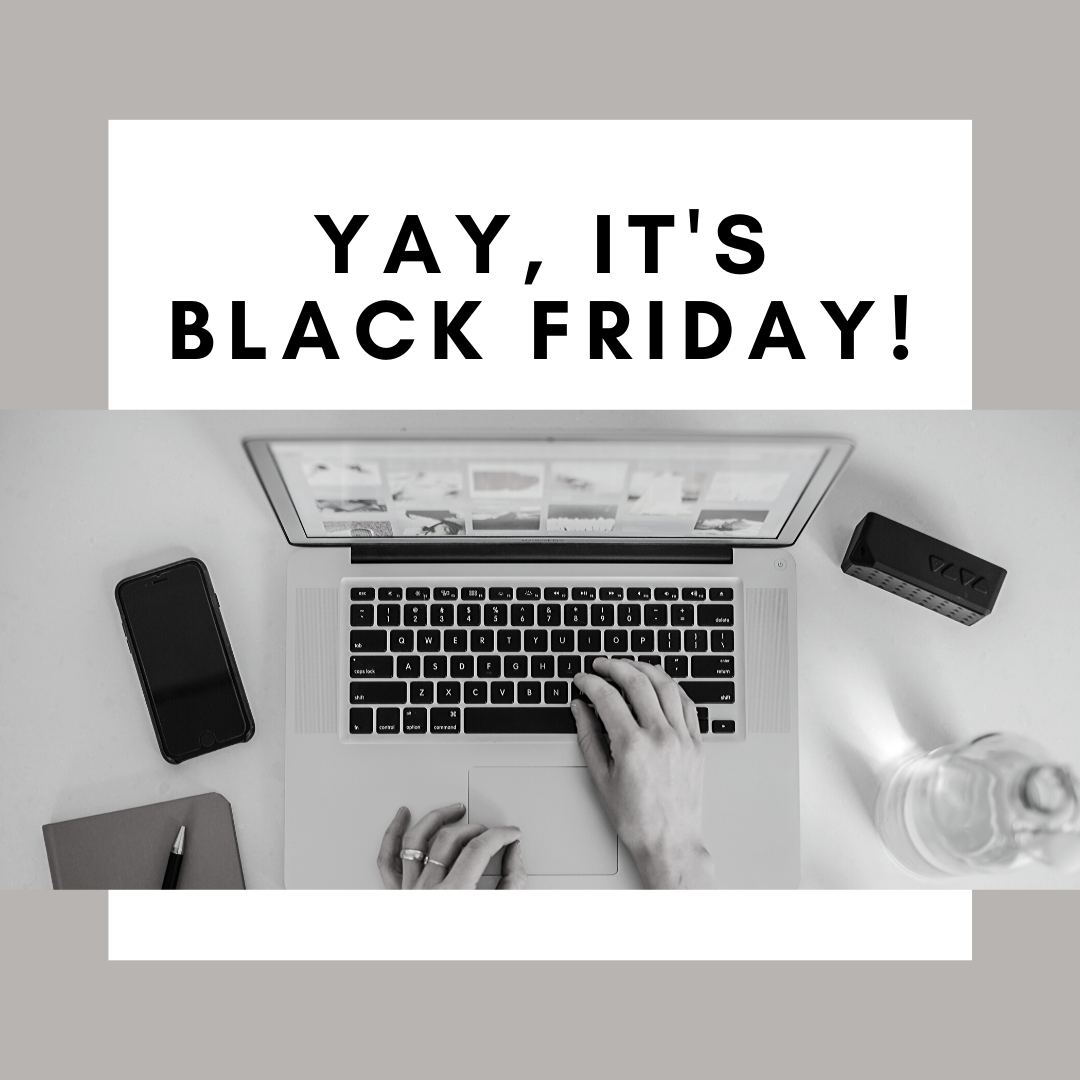 why you should not give black friday discounts