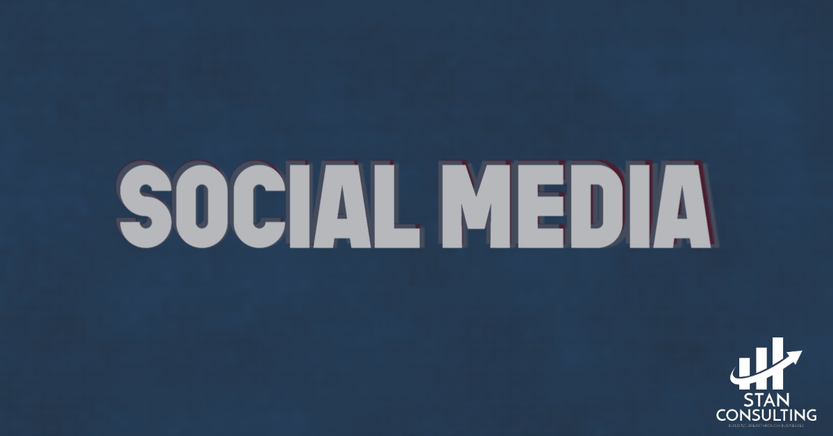 social media for business and brands
