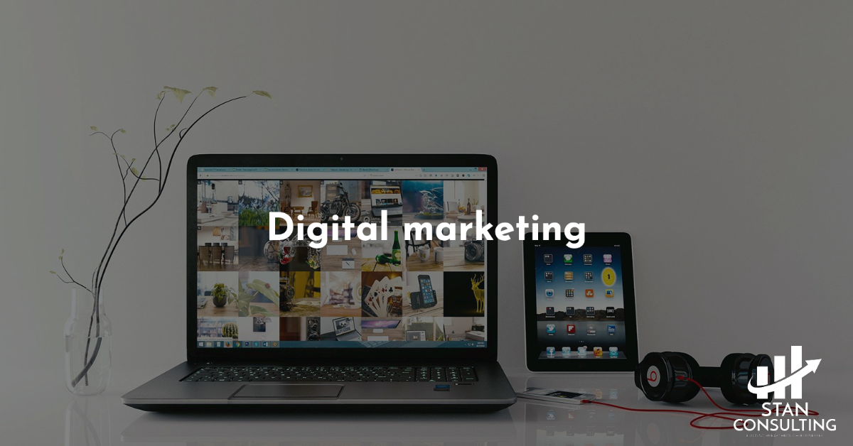 digital marketing for your business and brand